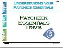 Paycheck Essentials Trivia